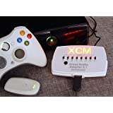 Cross battle adapter 2.1 (for Xbox 360 and Playstation 3)