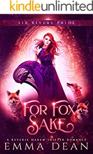 For Fox Sake: A Why Choose Shifter Romance (The Chaos of Foxes Book 1) (English Edition)