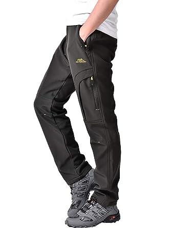Women s Winter Windproof Waterproof Sportswear Outdoor Hiking Fleece Pants 65c2ad9cf