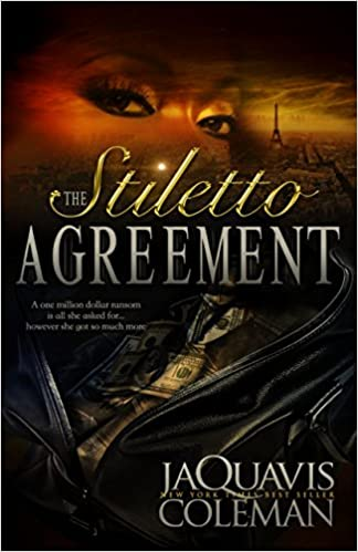 Amazon the stiletto agreement 9781250081285 jaquavis flip to back flip to front fandeluxe Images