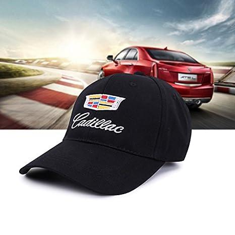 monochef Auto sport Car Logo Black Baseball Cap F1 Racing Hat Mazda