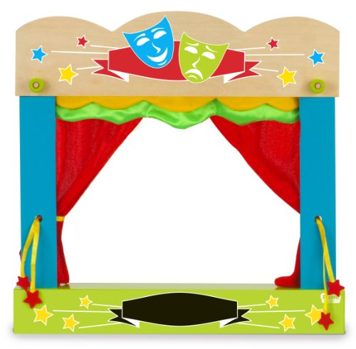 Finger Puppet Theater - 7