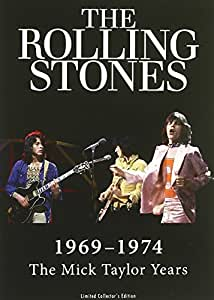 Rolling Stones - 1969-1974: The Mick Taylor Years [Reino Unido] [DVD]