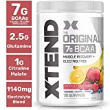 Best Bcaa Powders - Scivation Xtend BCAA Powder, 7g BCAAs, Branched Chain Review