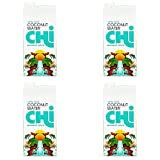 (4 PACK) - Chi 100% Pure Coconut Water | 1 x 12Ltr x | 4 PACK - SUPER SAVER - SAVE MONEY