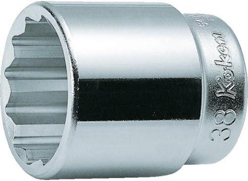 コーケン 3/4(19mm)SQ. 12角ソケット 24mm 6405M-24