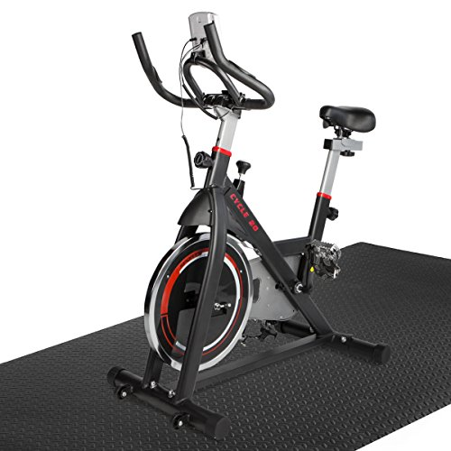 XtremepowerUS CYCLE 20 Exercise Bike Indoor Cycling for sale  Delivered anywhere in USA