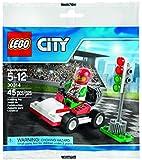 LEGO CITY : GO-KART RACER SET (IN PLASTIC BAG) (30314)