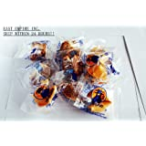 Fortune Cookies Individually Wrapped 60 pcs