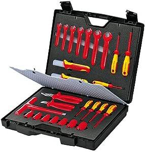 Knipex Multicolor Standard Tool Kit