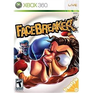 FaceBreaker - Xbox 360