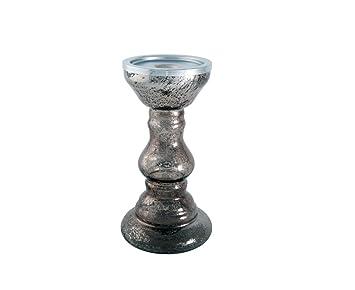 Wittkemper kerzenständer kerzenhalter bauernsilber glas