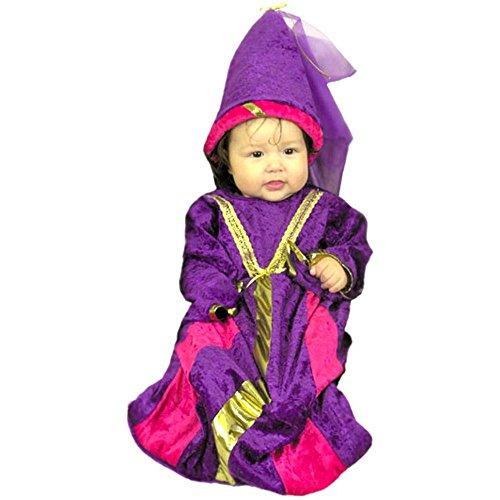 Renaissance Queen Baby Infant Costume (0-6 (Baby Renaissance Costumes)