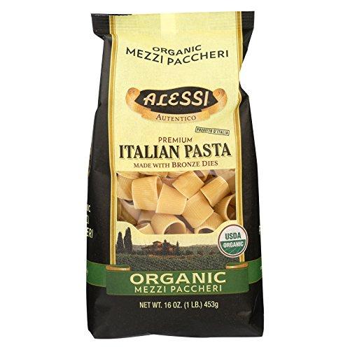 Vigo Pasta,Og2,Mezzi Paccheri 16 Oz (Pack Of 12) for sale  Delivered anywhere in USA