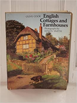 Book English Cottages and Farmhouses