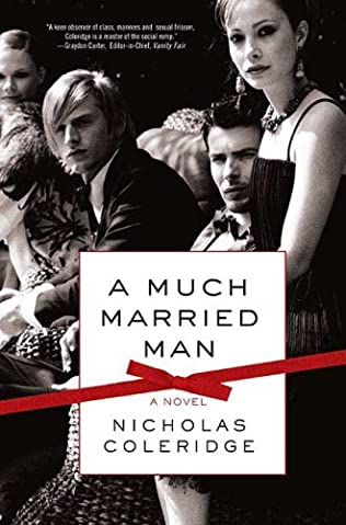 book cover of A Much Married Man