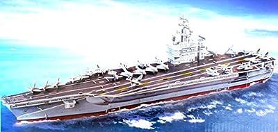 USS Nimitz CVN-68 3D PUZZLE
