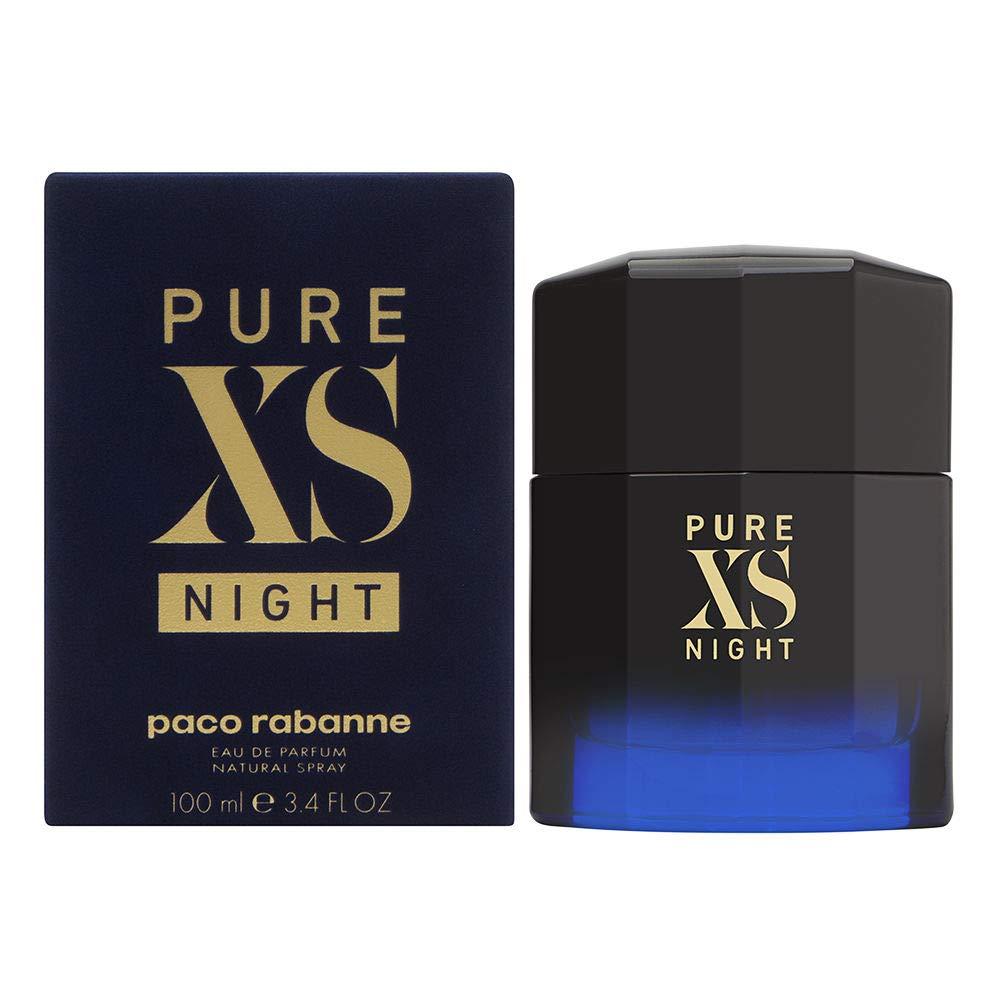 Paco Rabanne - Pure Xs Night - Eau De Parfum Spray 3.4 Oz