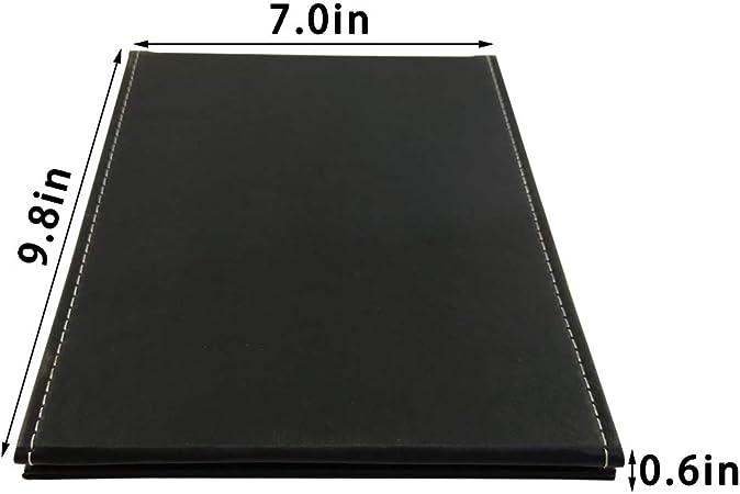 17 x 23,6 cm UMI Espejo de Viaje Plegable con Base Essentials