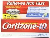 Cortizone-10 Max Strength Cortizone-10 Crme, 2