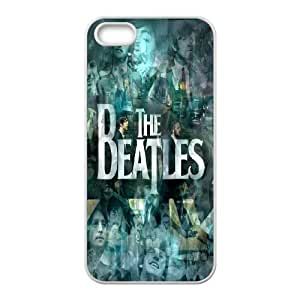 High Quality {YUXUAN-LARA CASE}The Beatles Music Band For Apple Iphone 5 5S STYLE-14