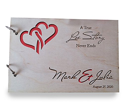 - A True Love Story Neve Ends Hi Knot Red Heart Wedding Guest Book, Alternative Guest Book, Album Book, Bridal Shower Guestbook, Birthday Note Book, Baby Shower Note Book, Memory Book Gift.