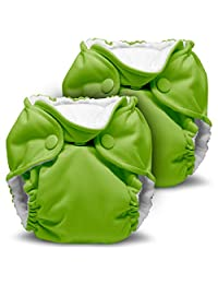 Lil Joey 2-Pack All in One Cloth Diaper, Tadpole