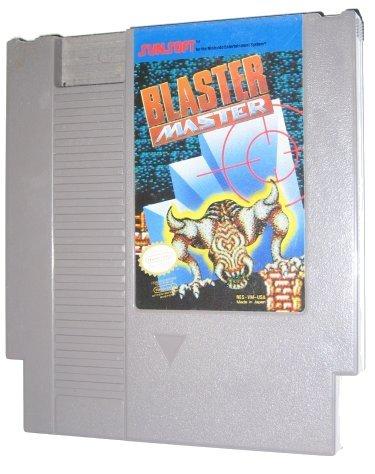 NES Blaster Master Video Game - USED -