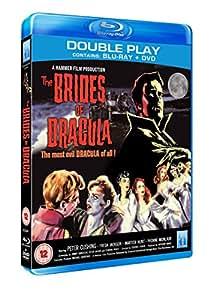 The Brides Of Dracula (Blu-ray + DVD) [1960] [Reino Unido] [Blu-ray]