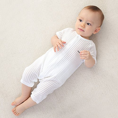 Baby Girl Clothes Boy Rompers Summer Short Sleeve Toddler Infant Jumpsuit Clothing