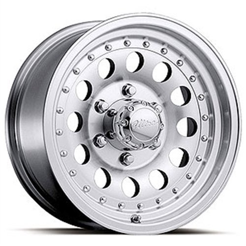 UPC 099998521802, Ultra Wheel 062-5683KL Ultra 062 Smooth Mod Trailer Wheel RWD Size: 15 x 6 Bolt