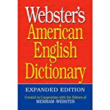 Webster's American English Dictionary, Expanded Edition, Merriam-Webster, 1596951540
