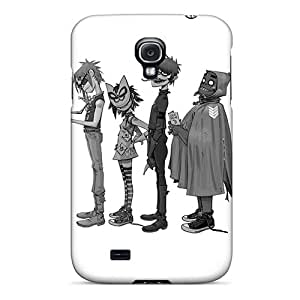 Sercia Snap On Hard Case Cover Gorillaz 2d Noodle Murdoc Russel Protector For Galaxy S4