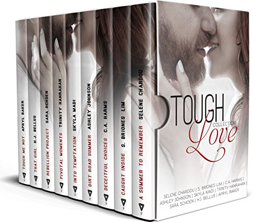 Tough Love: A New Adult Romance Collection by [Baker, Apryl, Johnson, Ashley, Harms, C.A., Bellus, HJ, Schoen, Sara, Chardou, Selene, Madi, Skyla, Lim, S.Briones, Hanranhan, Trinity]