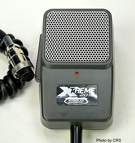 RF Limited EC-2018-XTR 4 Pin Mobile Hand Mic by RF Limited