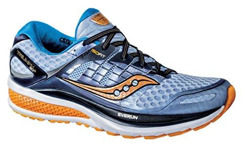 Saucony , Chaussures de course pour homme Bleu Blu