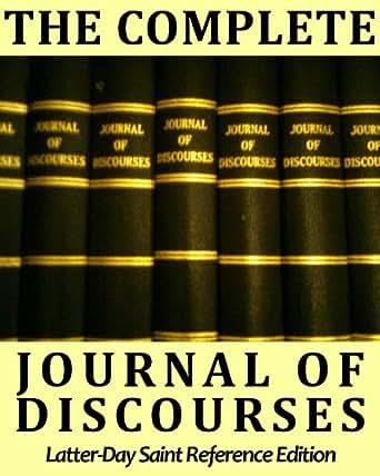 Journal Discourses