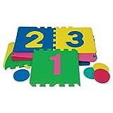 Chenille Kraft WonderFoam Hopscotch Puzzle Mat