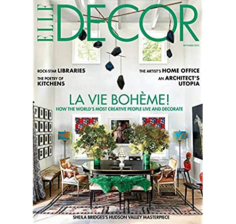 Amazon Com Elle Decor Hearst Magazines Kindle Store