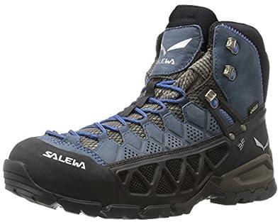 Salewa men 39 s alp flow mid gtx hiking boot for Salewa amazon