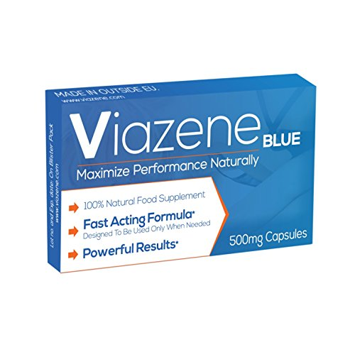 No.1 Male Food Supplement - Maximize Your Performance Naturally - Viazene...