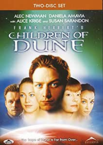 Frank Herbert's Children of Dune: Sci-Fi TV Miniseries (Two-Disc DVD Set)