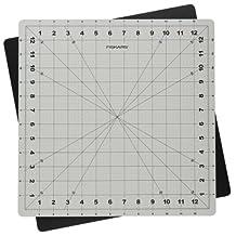 Fiskars 14-Inch by 14-Inch Self Healing Rotating Cutting Mat