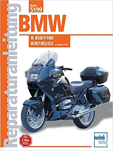 BMW R 850/1100 R/RT/RS/GS (Reparaturanleitungen): Amazon.de: Bücher