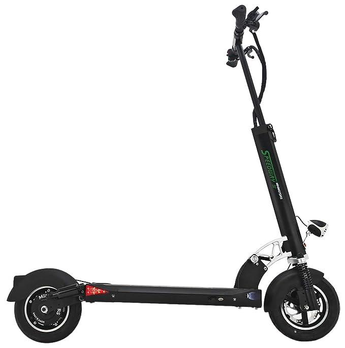 Amazon.com: Speedway 4 Scooter eléctrico plegable, motor de ...