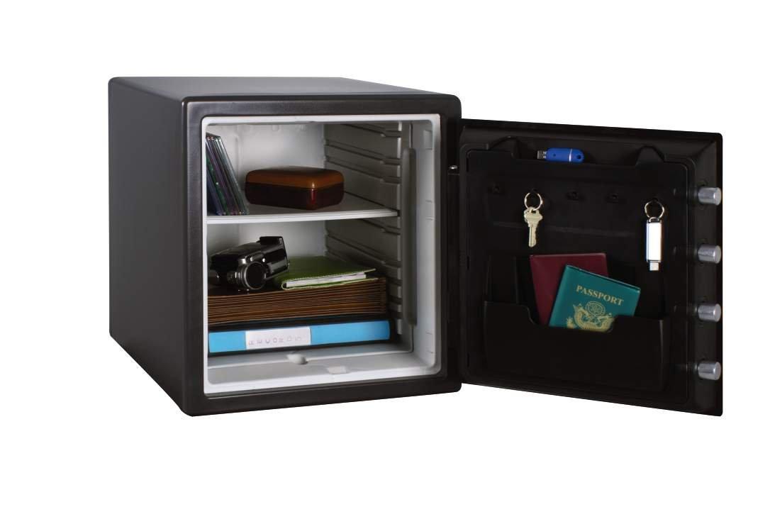 SentrySafe Fire Safe, Extra Large Digital Safe, 1.23 Cubic Feet, SF123ES