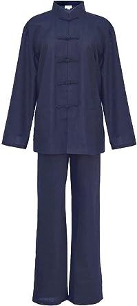 Mujer Tai chi uniforme artes marciale, ropa traje de Kung fu y Qi ...