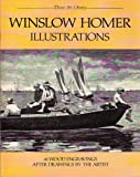 Winslow Homer Illustrations, Winslow Homer, 0486243923