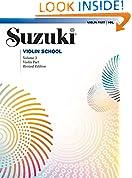 Suzuki Violin School - Volume 3 (Revised)