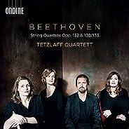 String Quartets 132 & 130
